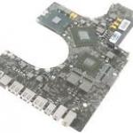 "Logic Board MacBook Pro 17"""