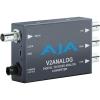 AJA V2Analog HD/SD-SDI to Analog Mini-Converter