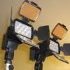 LED On-Camera 1800
