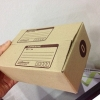 กล่องไปรษณีย์ สี่ฝาชน ไซส์ 0 ขนาด 11x17x5.5 ซม.
