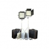 2pc CAMTREE Shine 1000-LED Studio Light without Stand (CT-1-10015-WS-2)
