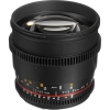 Bower 85mm T1.5 Cine Lens for Canon EF