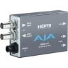 AJA HD/SD-SDI to HDMI Video and Audio Converter