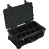 Pelican Carry1510 Case with Dividers (Black)