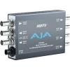 AJA HD10DA 1x6 HD/SD-SDI Re-Clocking Distribution Amp with DWP