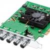 Blackmagic Design DeckLink 4K Pro 12G - SDI Video Capture & Playback Card รองรับ ซ็อฟแวร์ ยอดนิยม