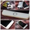 ฟิล์มกันรอย (กระจกนิรภัย) iPhone 6 / 6s Plus รุ่น Corning - สีขาว