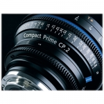 Zeiss Compact Prime CP.2 100mm/T2.1 CF Cine Lens (PL Mount)