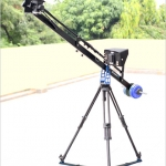 PROAIM 4ft. Studio Jib with Tripod Stand and Floor Spreader Supporting Cameras weighing upto 3kg / 6.61 lbs (P-4-TS)
