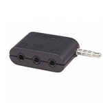 SC6 Dual TRRS input and headphone output for smartphones