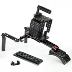 CAMTREE HUNT Multipurpose Cage Dovetail Shoulder Rig for Red scarlet / Epic Cameras - ARRi Standard (CH-MPC-DSR)