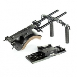 Camtree Hunt 19mm Shoulder Mount Rig for Red One / Red Scarlet (CH-19SR-ROS)