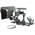 CAMTREE HUNT Professional Camera Cage Kit For Red Scarlet - ARRi Standard (CH-RS-ABBP)