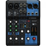 YAMAHA MG06X - 6-INPUT MIXER WITH BUILT-IN EFFECTS