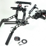 CAMTREE HUNT Pro Cage Shoulder Rig For Blackmagic Cinema / Production Camera 4K (CH-CPRO-RIG)