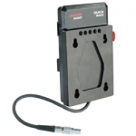 CAMTREE HUNT Quick Back Battery Plate For RED Scarlet And Epic (CH-VBP-SE)