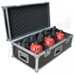 Focusing Soft Light 3pcs Redhead light 3pcs stands with 3pcs domestic bulbs in a alloy hard case 800w
