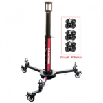 Camtree Portable Dolly with Bazooka (C-PRT-DB)