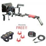 FILMCITY Adventure Rig Kit For Blackmagic Cinema Camera / Production Camera 4k (FC-05)