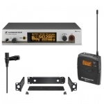 Sennheiser EW312 G3 Wireless Bodypack Microphone System with ME2 Lavalier Mic (G / 572 - 608 MHz)