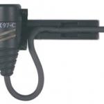AKG CK97C/L Cardioid Lavalier Condenser Microphone with Mini XLR