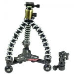 Filmcity Cinematic Dolly Pod (Roller Skater Dolly with Gorilla Pod) (FC-CDP)