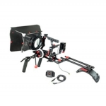 Camtree Hunt MOD Cage Shoulder Rig Kit For Blackmagic Pocket Camera (CH-MOD-SRK)