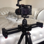 "Proaim Spark 13"" Compact Camera Video Slider (P-SPK-13)"