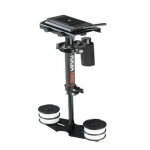 FLYCAM Nano Camera Stabilizer System with Quick Release Plate Supporting Cameras weighing upto 700gms/1.5lbs