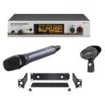 Sennheiser ew 345 G3 Wireless Handheld Microphone System UHF Evolution G3 300 Series 626-668 MHz