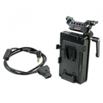 CAMTREE Hunt Power Supply System For Blackmagic Cinema Camera (CH-PS-BMC)