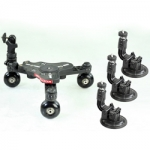Filmcity Rollercam Tabletop Camera Dolly(FC-RCB)