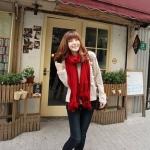 sc-8 ผ้าพันคอไหมพรม เกาหลีน่ารักมาก (สินค้าใหม่ พร้อมส่งฟรีลงทะเบียน)
