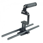 Filmcity Mini Cage with Rod Support for Blackmagic Pocket Camera (FC-MN-CRS)
