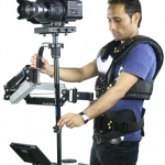 FLYCAM Advanced 5500 Camera Stabilization System Supporting Cameras weighing upto 5.4kg / 12lbs