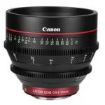 Canon CN-E 50mm T1.3 L F Cine Lens - EF Mount