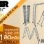 MP-105:บันไดอลูมิเนียม พับได้ 4 ท่อน ยาว 5.73 เมตร thumbnail 8