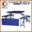 โต๊ะปิกนิกพับได้ KOMMET รุ่น PX-022-B (สีน้ำเงิน) thumbnail 1