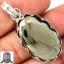 ▽จี้เงินแท้ 925 - Pyrite In Magnetite (Healer's Gold) thumbnail 1