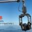 PROAIM 16ft PoleJib Supporting Cameras Weighing upto 1.9kg / 4.2lbs ( Jib Arm, Tripod Stand (CST-100), Motorized Pan-Tilt Head, D-77 Tripod Dolly ) (PLJIB-16) thumbnail 1