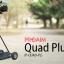 Proaim Quad Plus Professional Dolly System (P-QUAD-PL) thumbnail 1