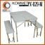 โต๊ะปิกนิกพับได้ KOMMET รุ่น PX-029-M thumbnail 4