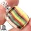▽จี้เงินแท้ 925 - ฟลูออไรต์ (Fluorite) thumbnail 1