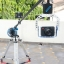 PROAIM 24ft POLEJIB Telescoping Camera POLE Jib Arm with Pan Tilt Head (POLEJIB) thumbnail 6