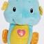 ของเล่นเด็กอ่อน ตุ๊กตาม้าน้ำสีฟ้า Fisher-Price thumbnail 2