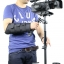 FLYCAM 3000 Steadycam with Arm Brace & FREE Unico Quick Release Supporting Cameras weighing upto 3.5kg/7.7lbs thumbnail 3