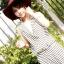 หมวกปีกกว้างเที่ยวทะเล สีไวน์แดง ผ้าสักหลาด ทรงสวย thumbnail 4
