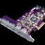 Caldigit FASTA-6GU3 Pro Interface: 6G eSATA & USB 3.0 thumbnail 1