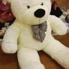 ตุ๊กตาหมีสีขาว 1เมตร