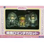 <สอบถามราคา> ชุดโมเดล Junjou Romantica Figure ทาคาฮาชิ มิซากิ & อุซามิ อากิฮิโกะ & ตุ๊กตาหมี